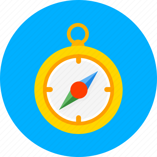 browser, compass, direction, gps, navigation, north, safari icon