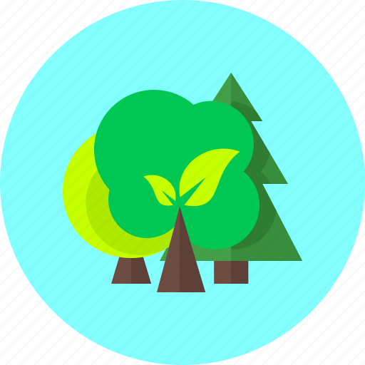forest, forrst, green, park, plant, tree, trees icon