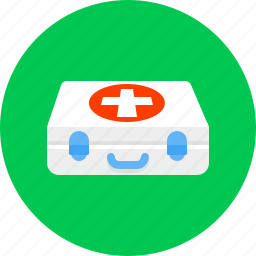 chest, drugs, emergency, first, healthcare, hospital, medicine icon