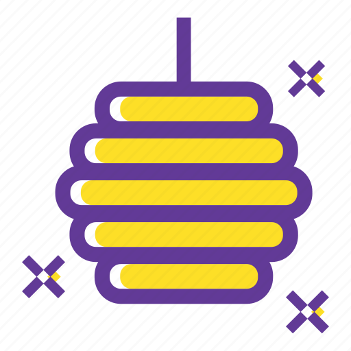 bee, beehive, bees, buzz, camping, colony, hive icon