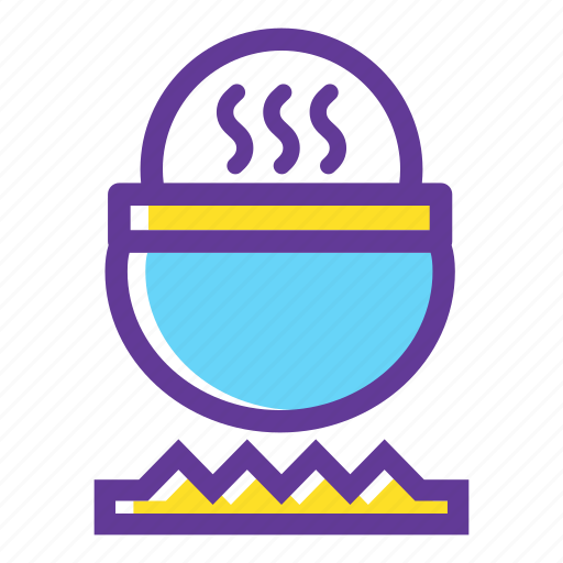 barbecue, bbq, camp, camping, camping gear, cook, pot icon