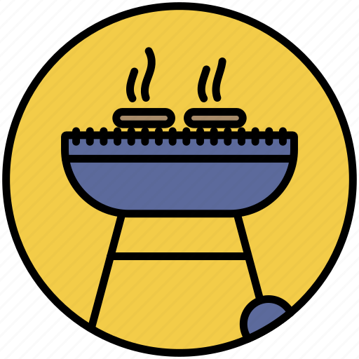 barbecue, barbeque, bbq, grill, meat, picnic, sousage icon