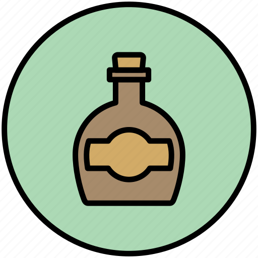 beverage, bottle, camp, camping, drink, water icon