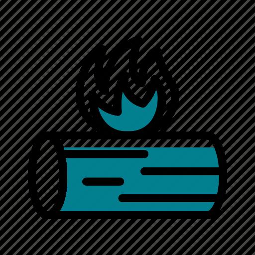 adventure, bonfire, camping, fire icon
