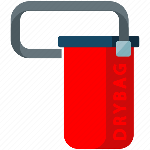 Drybag, bag, pocket, carry, outdoors, camping icon - Download on Iconfinder