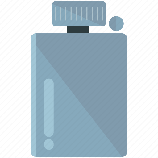 beverage, canister, container icon