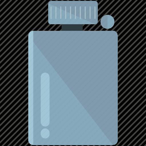 beverage, camping, container, drink, essentials, liquid icon