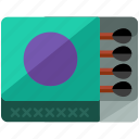 box, match icon