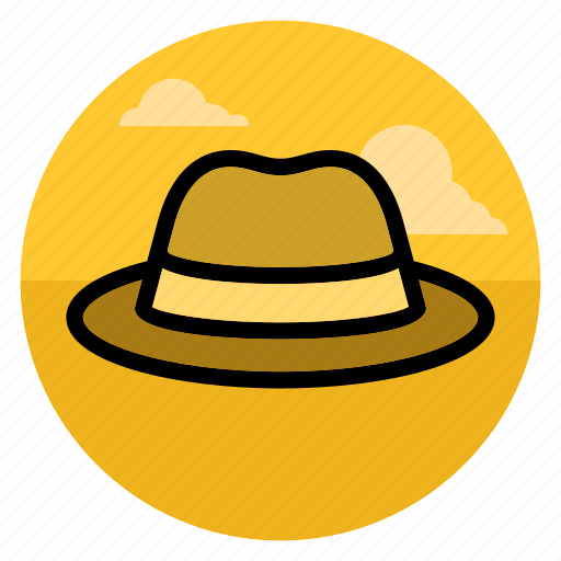 accessory, cap, cloth, clothing, fashion, hat, wear icon