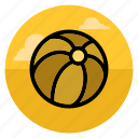 ball, balls, beach, play, sport, travel, vacation icon