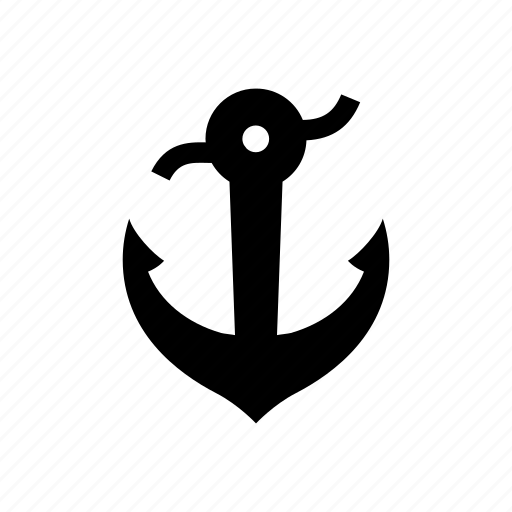anchor, armature, boat, cruise, sea, ship, travel icon