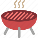 bbq, camping, leisure, outdoors, recreation, travel