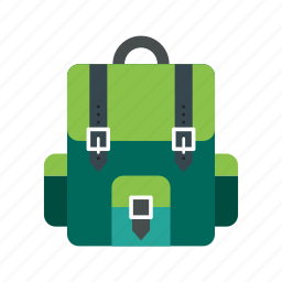 adventure, bagpack, carry, luggage, suitcase, tourist, travel icon