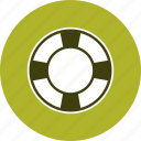 life preserver, secure, protection icon