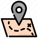 camping, direction, holiday, location, maps, outdoor, pin icon