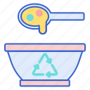 biodegradable, bowl, compostable, disposable