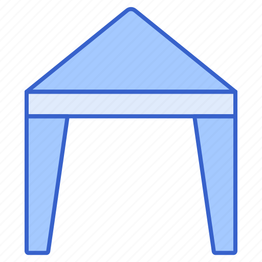 canopy, cover, marquee icon