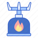 cooking, gas, stove icon