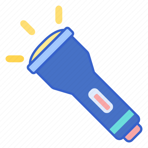 Flashlight, lamp, torch icon - Download on Iconfinder