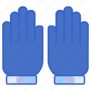gloves, protection, safety