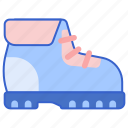 boots, hiking, shoes icon