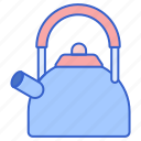 kettle, pot, teapot icon