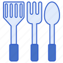 cutleries, kitchen, utensil icon