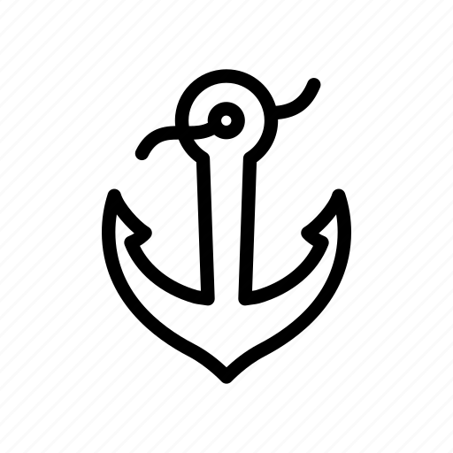 anchor, armature, cruise, sea, ship, transport, travel icon