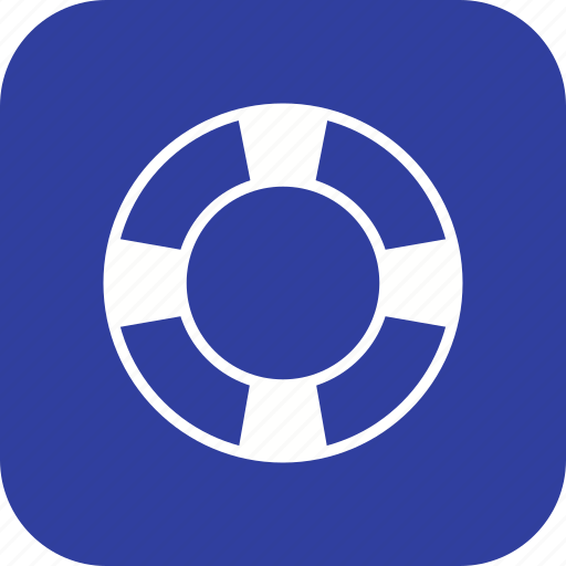 life preserver, protection, secure, water icon