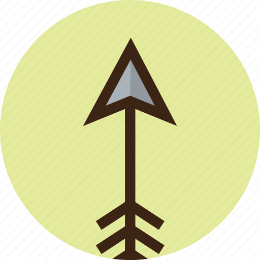 arrow, camping, goal, target, top, up icon
