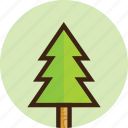 camping, forest, tree, wilderness icon