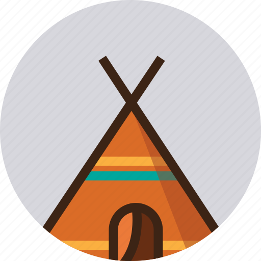 camp, camping, holiday, tent, travel icon