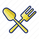 cooking, cutleries, kitchen, utensil icon