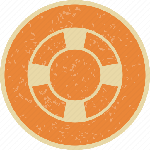 life preserver, protection, safety, secure icon