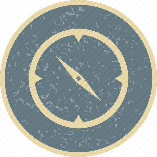 compass, direction, navigation, way icon