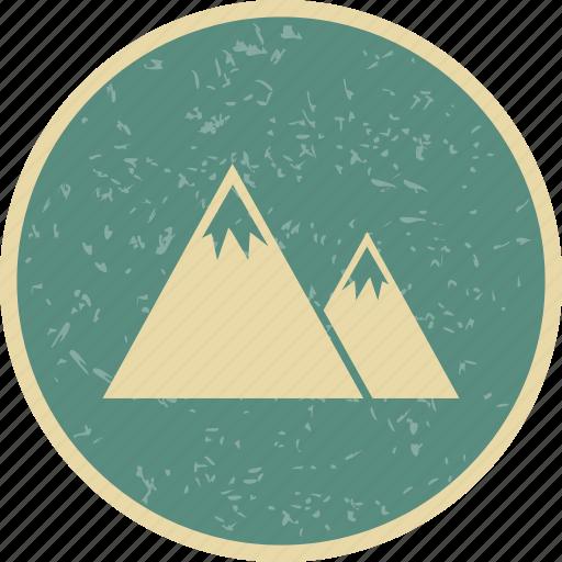 adventure, mountains, photo, picture icon