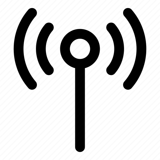 antenna, bars, broadcast, cell phone, cell tower, connection, internet, network, reception, service, signal, strength, wifi icon