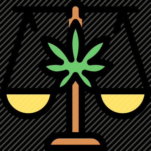 cannabis, health, law, marijuana, medical icon