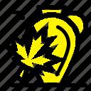 autumn, canada, leaf, maple, pot icon