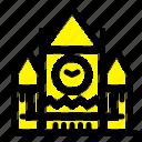 block, canada, centre, government, landmark icon