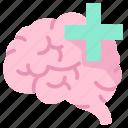 brain, cannabidiol, cannabis, cbd, marijuana, medical icon