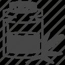 cannabidiol, cannabis, cbd, extract, hemp oil, marijuana, oil icon