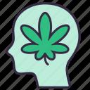 cannabis, marijuana, plant, drug, addict, mental, drunk