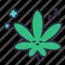 cannabis, marijuana, plant, drug, bed, sleep