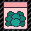 cannabis, marijuana, plant, leaves, drug, product, flower