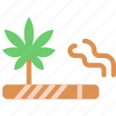 cannabis, cigarette, marijuana, smoke, smoking