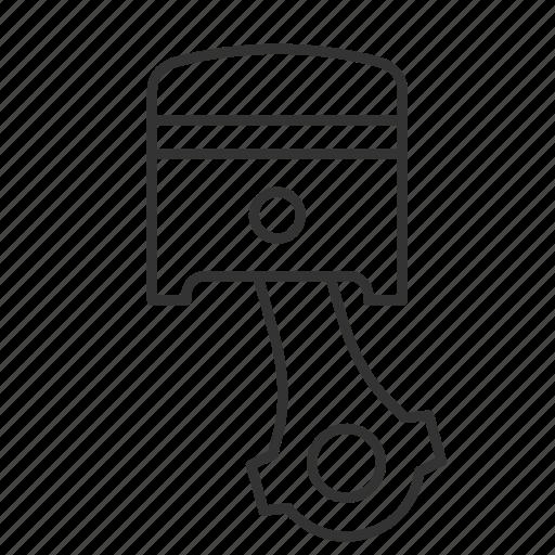 Car, engine, piston, vehicle icon - Download on Iconfinder