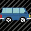 car, van, transportation, transport, vehicle
