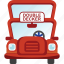 bus, car, transport, transportation, vehicle icon