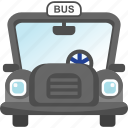 bus, car, transport, transportation, vehicle icon